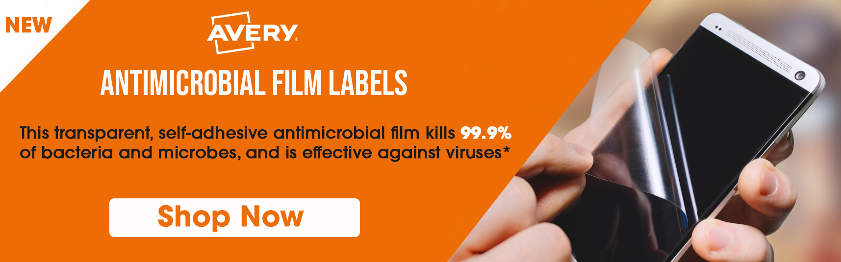 Antimicrobial Film Labels